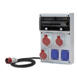632A.31122-112F2 - zásuvková rozvodnice s kabelem