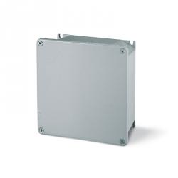 653.00 Hliníková krabice ALUBOX IP66 - 100x100x56mm