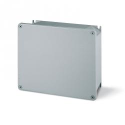 653.01 Hliníková krabice ALUBOX IP66 - 140x115x60mm