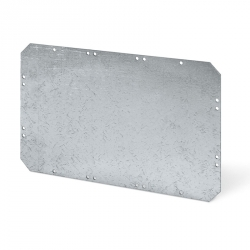 654.0790 Montážní pozinkovaný plech do krabic SCABOX 380x300