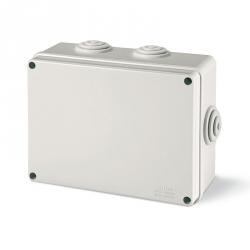 685.005 Instalační krabice SCABOX IP55 - 120x80x50mm s vývodkami