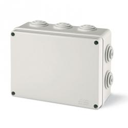 685.007 Instalační krabice SCABOX IP55 - 190x140x70mm s vývodkami