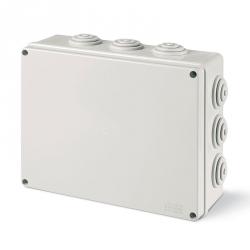 685.010 Instalační krabice SCABOX IP55 - 380x300x120mm s vývodkami