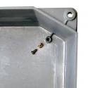 653.03 Hliníková krabice ALUBOX IP66 - 198x169x80mm