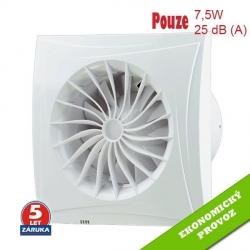 SILEO 100 – výkonný, tichý a úsporný ventilátor