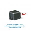 STANDARD 8 T - ventilátor 80mm s časovačem