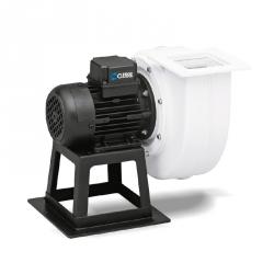CAA 640 4 T - kyselinovzdorný radiální ventilátor