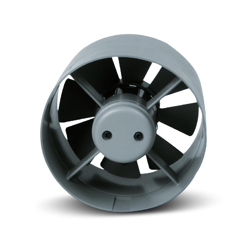TB  15 - axiální potrubní ventilátor