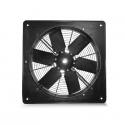 AXIA HD 40 4T  - vysoce odolný průmyslový axiální ventilátor
