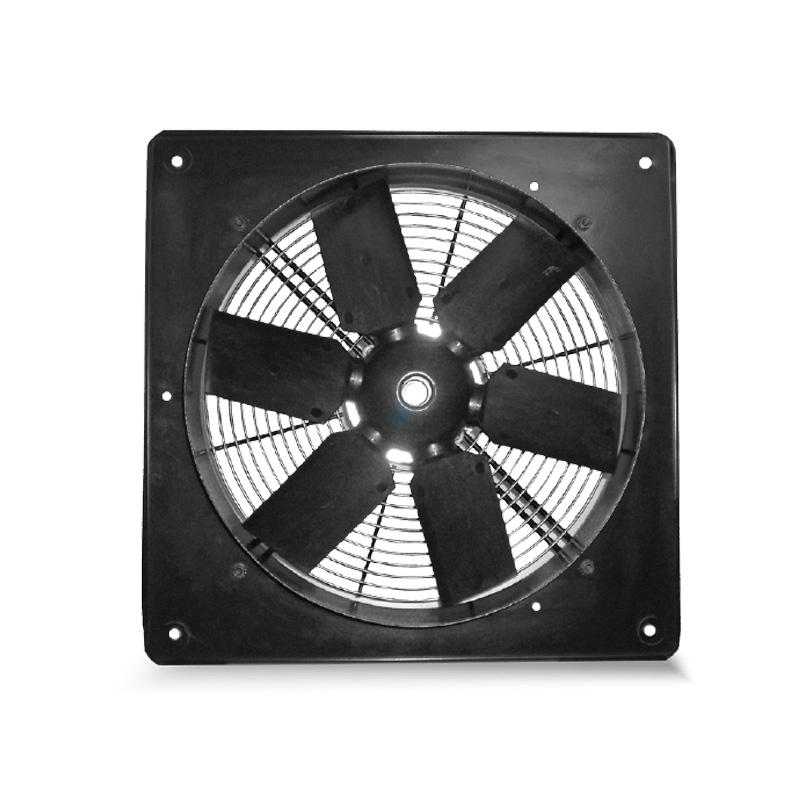 AXIA HD 50 4T  - vysoce odolný průmyslový axiální ventilátor