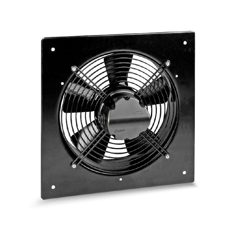 AXIA TT 25 4T  - průmyslový ventilátor s kompaktním motorem