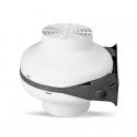 TURBO PLAST 150 - plastový radiální potrubní ventilátor