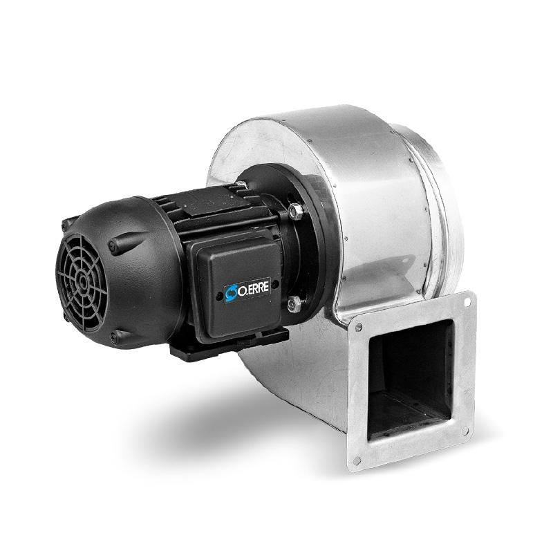 CAI 510 2 T - nerezový radiální ventilátor