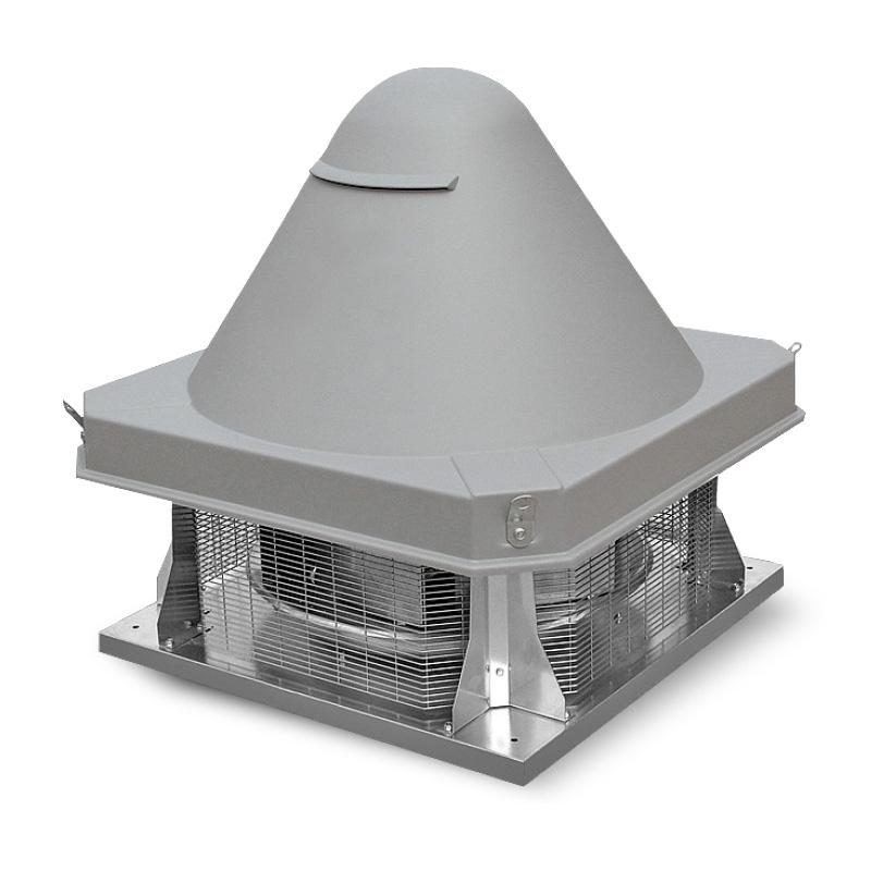 TXP 12T 6p 400 2h  - odolný střešní ventilátor