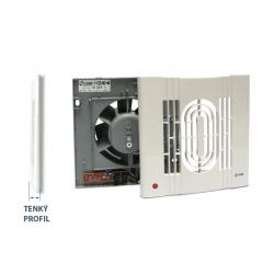 IN 12/5 C - ventilátor do koupelny v základním provedení