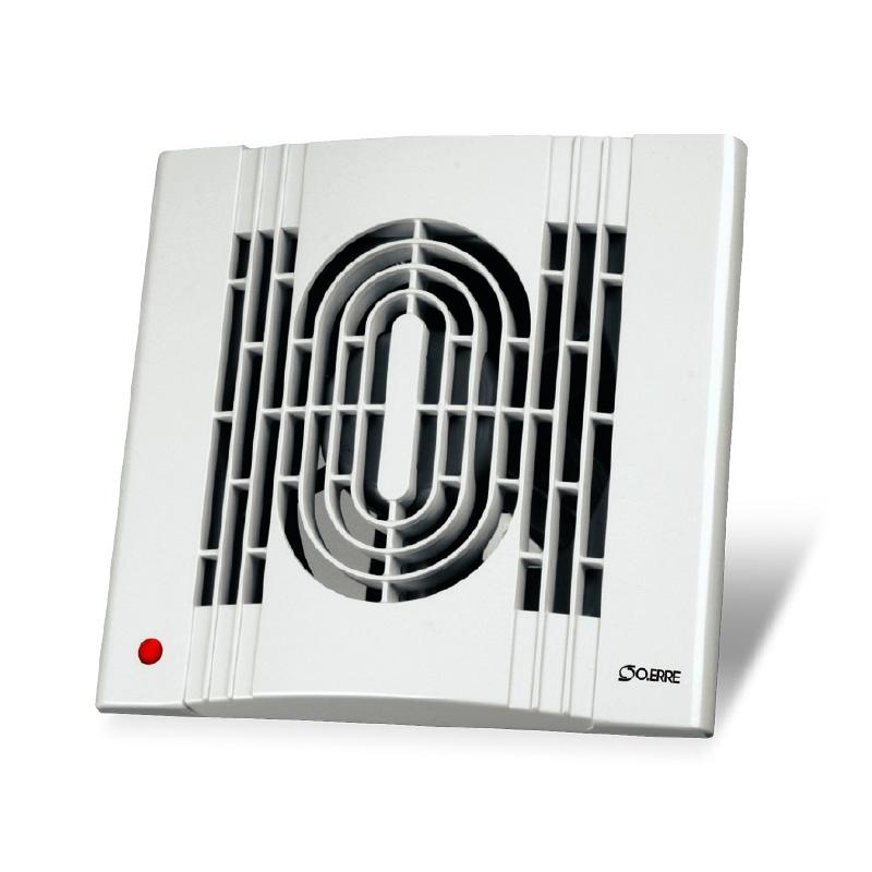 IN 12/5 CT - ventilátor do koupelny s časovačem