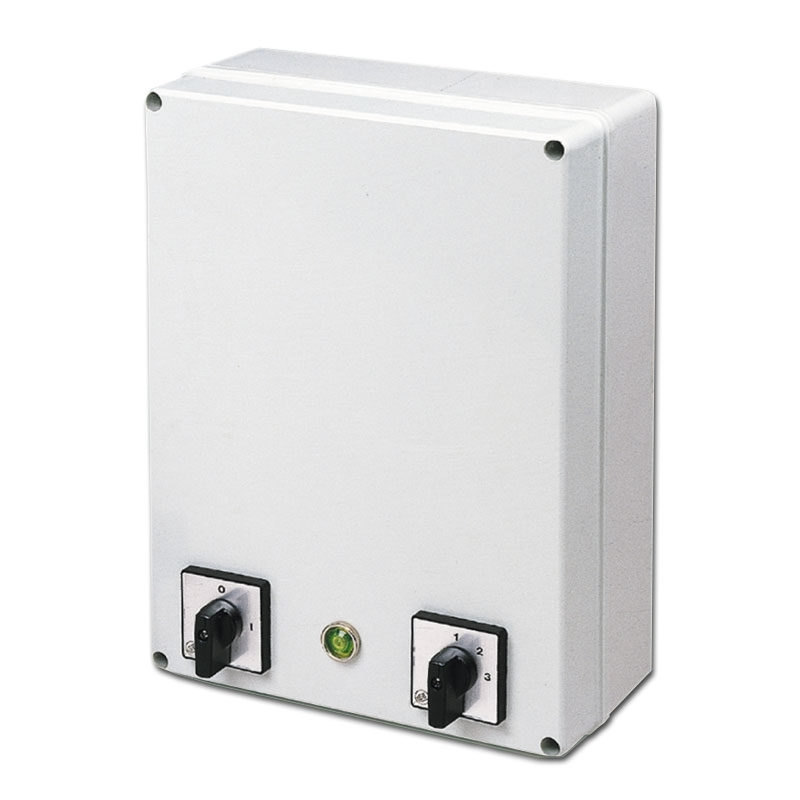 RGT 2 - transformátorový třífázový regulátor otáček