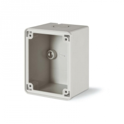 570.0032 - Rovný nástěnný box pro zásuvky 32A