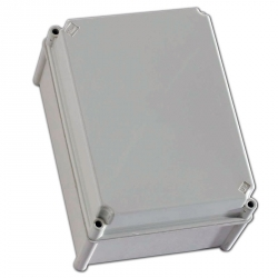 CA-1515s Krabice HALYESTER IP65, plný kryt 135x135x130mm