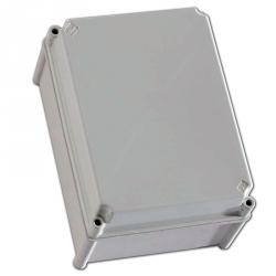 CA-215s Krabice HALYESTER IP65, plný kryt 180x135x130mm