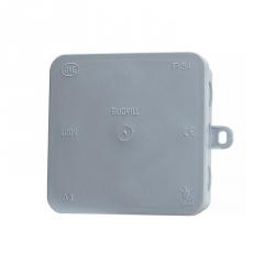 A3 Instalační krabice SCABOMET IP54 - 85x85x37mm