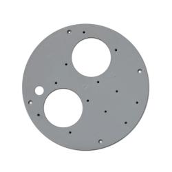 SC92077 - Čelo k bubnu ROLLER 330 - 2x velký a 1x malý otvor