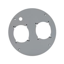 SC92081 - Čelo k bubnu ROLLER 330 - 2x otvor