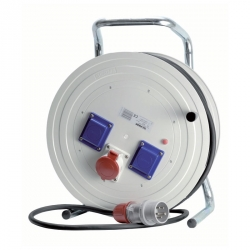 745.221-50m - Prodlužovací kabelový buben ROLLER450, délka 50m