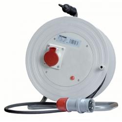 746.100/4-20m - Prodlužovací kabelový buben ROLLER330, délka 20m
