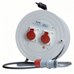 746.110/4-20m - Prodlužovací kabelový buben ROLLER330, délka 20m