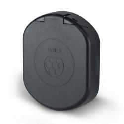 Víčko zásuvky TYP-2 série STANDARD IP55