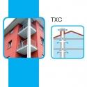 TXC 401 - kompaktní střešní ventilátor