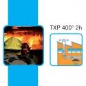 TXP 8T 4p 400 2h  - odolný střešní ventilátor