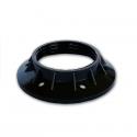 190.74N Matice pro objímku E27 černá 65x12mm
