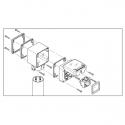 137.131 - krabice na sloup ukončovací pro Protecta IP66