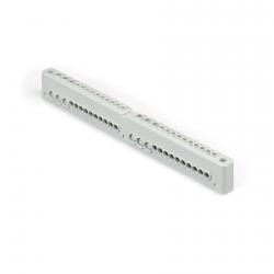 654.0320 PE/N svorkovnice IP20 pro skříně DONINO IP66 šíře 328mm