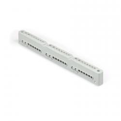 654.0330 fázová svorkovnice IP20 pro skříně DONINO IP66 šíře 328mm