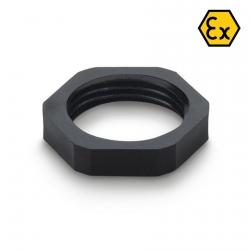 805.EX5763.K - ATEX matice M63x1,5 černá