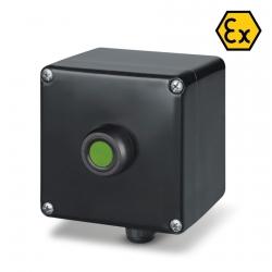 644.0345-PBG Ovládací tlačítko (zelené) ZENITH Ex II 2GD