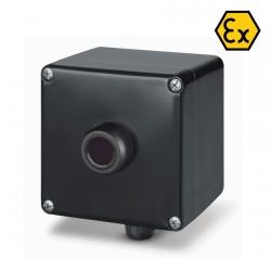 644.0345-PBK Ovládací tlačítko (černé) ZENITH Ex II 2GD