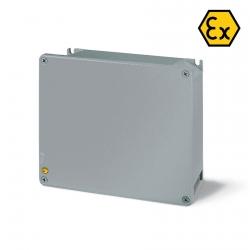 653.9002 Hliníková krabice ALUBOX-Ex II 3GD - 166x142x64mm