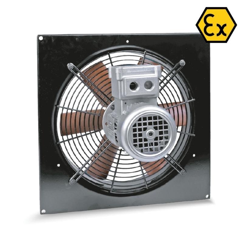 EB 25 4M EX ATEX - axiální ventilátor