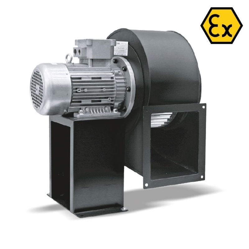 CS 320 4T EX ATEX - radiální ventilátor