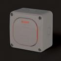 137.5012 - vodotěsný spínač č.1 20A s krabicí, série Protecta IP66