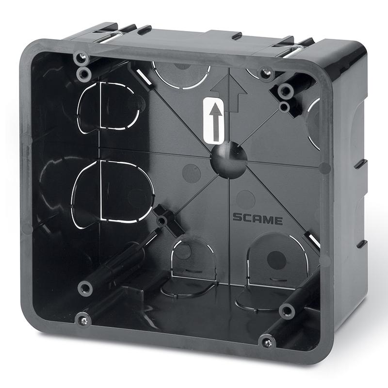 572.0205 Instalační krabice do sádrokartonu série OMNIA