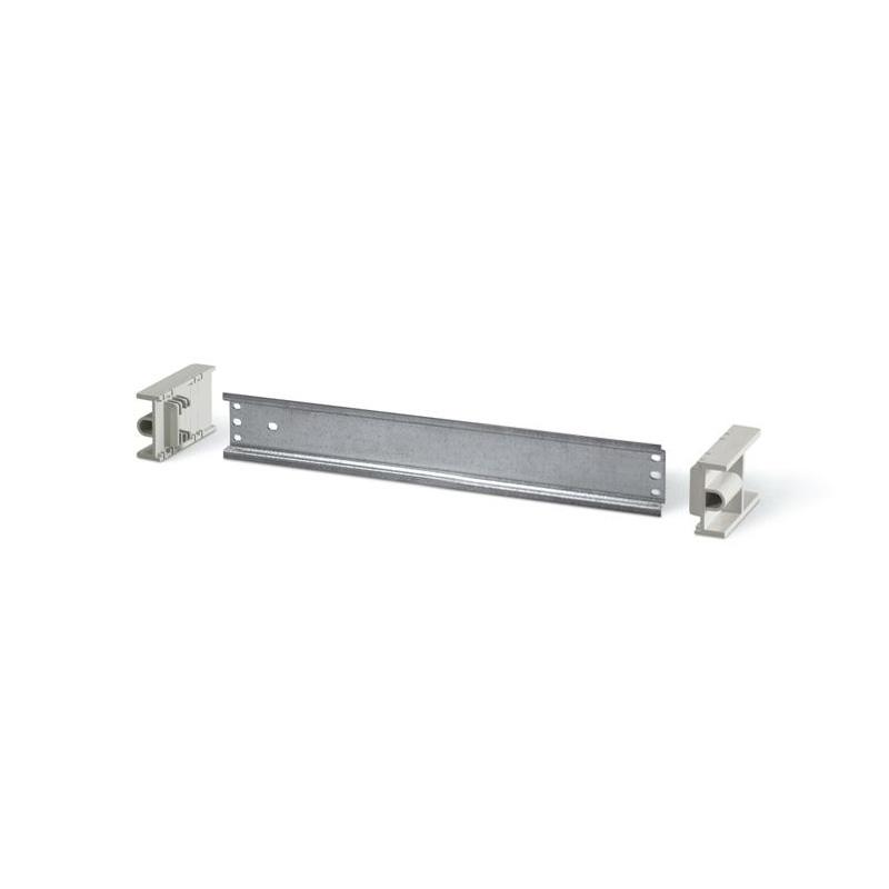 Lišta 12 DIN s držáky pro rozvaděče DOMINO IP66