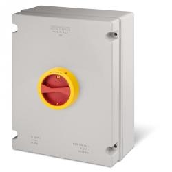 Výkonový spínač 160A 4P IP55