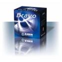 Bravo 125H - tenký ventilátor do koupelny s hydrostatem