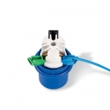 313.1647P Zásuvka 400V/16A pětipólová kabelová OPTIMA bezšroubová
