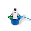 318.1643P Zásuvka 230V/16A třípólová kabelová OPTIMA bezšroubová